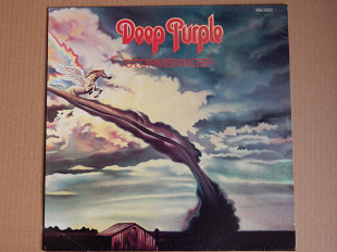 Deep Purple ‎– Stormbringer (Purple Records ‎– 3 C064-96004, Italy) NM-/NM-