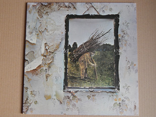 Led Zeppelin ‎– Untitled (Atlantic ‎– SD 7208, US) insert NM-/EX+
