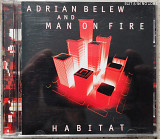 Adrian Belew and Man on Fire - Habitat (2005)