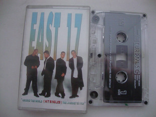 EAST 17 AROUND THE WORLD HIT SINGLE/ THE JOURNEY SO FAR