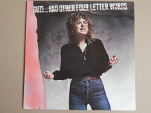 Suzi Quatro ‎– Suzi... And Other Four Letter Words (RSO ‎– RS-1-3064, US) EX+/NM-
