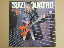 Suzi Quatro ‎– Rock Hard (Dreamland Records, Inc. ‎– 2394 282, Scandinavia) EX/EX+