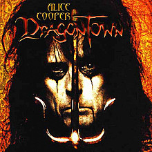 CD Alice Cooper - Dragontown