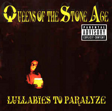 Продам фирменный CD Queens of the Stone Age - Lullabies to Paralyze - (2005)