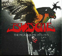 Продам фирменный CD Budgie – The MCA Albums 1973-1975 - 3CD-BOX
