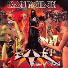 Продам фирменный CD Iron Maiden - Dance of Death – 2003 – EU