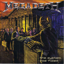 Продам фирменный CD MEGADETH - 2004 - The System Has Failed - Sanctuary Records