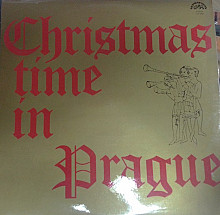 The Prague Symphony Orchestra, Josef Hercl ‎– Christmas Time In Prague