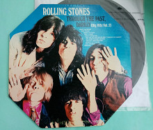 The Rolling Stones - Through The Past, Darkly Big Hits Vol. 2 1969 / London – NPS-3, usa , m/m