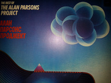 The best of ALAN PARSONS PROJECT - Мелодия С60 2477 006