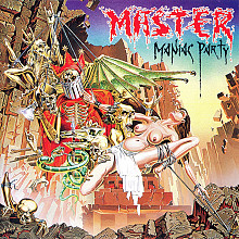CD Master - Maniac Party