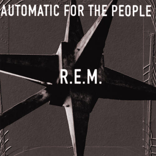 Виниловые пластинки: <b>R.E.M.</b>   - <b>Automatic For The</b> People | Vinyl ...