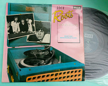 Genesis - Rock Roots , re-1976 / Decca ‎– ROOTS 1, UK , m-/vg++