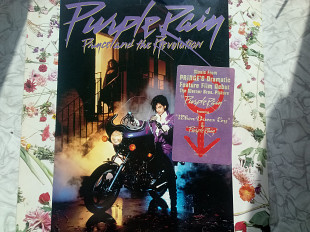 LP Prince - Purple Rain