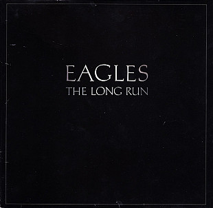 EAGLES The Long Run 1979 Ger Asylum EX+\EX+ GF\OIS