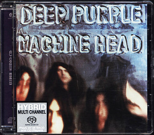 SACD_Deep Purple 2003 - Machine Head /EU, Hybrid, Multichannel, CD Made in Japan/