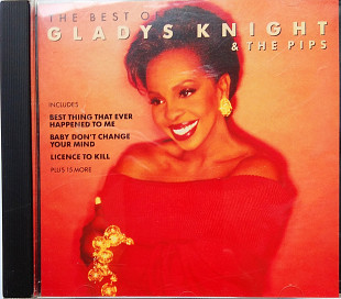 GLADYS KNIGHT & THE PIPS. THE BEST OF.