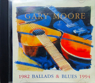 GARY MOORE. BALLADS & BLUES. 1982-1994.