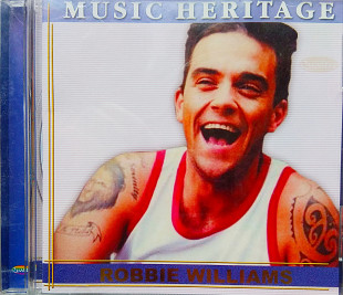 ROBBIE WILLIAMS. MUSIC HERITAGE.