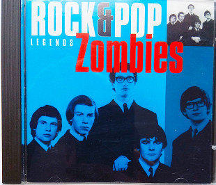 ZOMBIES. ROCK&POP LEGENDS.