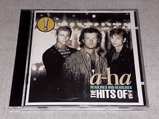 Фиpмeнный a-ha - Headlines And Deadlines - The Hits Of A-Ha