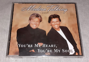Фиpмeнный Modern Talking - You're My Heart, You're My Soul 1998