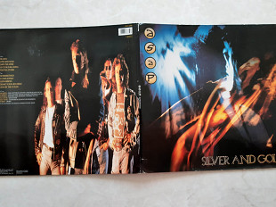 ASAP ( ADRIAN SMITH - IRON MAIDEN ) SILVER & GOLD