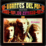 "Cream  ‎""Cream - Gigantes Del Pop Vol. 23"" - LP."