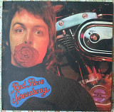 Paul McCartney & Wings ‎– Red Rose Speedway