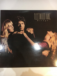 FLEETWOOD MAC Mirage 1982 Ger Warner NM-\NM OIS