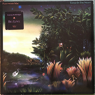 FLEETWOOD MAC Tango In The Night 1987 Ger Warner NM\NM- OIS