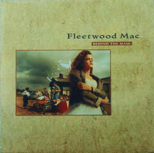 FLEETWOOD MAC Behind The Mask 1990 Ger Warner NM\NM OIS