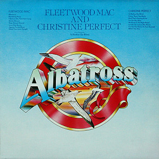 FLEETWOOD MAC \ CHRISTINE PERFECT Albatross 1977 Holl Embassy EX\EX+