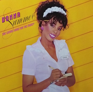 "Donna Summer ""She works hard for the Money """