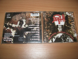 DEATH - Individual Thought Patterns (1993 Roadrunner 1st press, Holland)