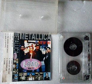 Metallica - Load Vol.1 1996