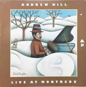 Andrew Hill ‎– Live At Montreux