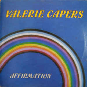 Valerie Capers ‎– Affirmation