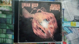 Uriah Heep-Return to fantasy
