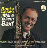 "Boots Randolph ‎– ""Boots Randolph Plays More Yakety Sax"" (US 1965)"