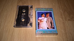 Modern Talking / Модерн Токинг (Alone) 1999. (MC). Кассета. Gold Lion. Ukraine.