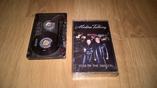 Modern Talking / Модерн Токинг (Year Of The Dragon) 2000. (MC). Кассета. AРС Рекордс. Russia.