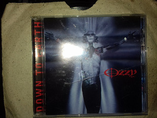 Cd. Ozzy Osbourne.down to earth p2001.Sony music booklet Austria