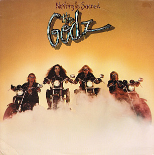 GODZ Nothing Is Sacred 1979 USA(promo) Casablanca NM\NM