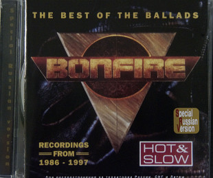 Bonfire ‎ - The Best Of The Ballads