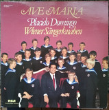Пластинка Placido Domingo - Ave Maria (1979, RCA, RL 30469, GEMA)
