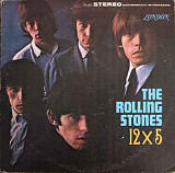 The Rolling Stones ‎– 12 X 5