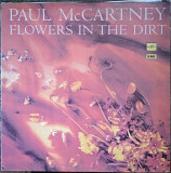 Пластинка Paul McCartney - Flowers in the Dirt (1989, Мелодия)