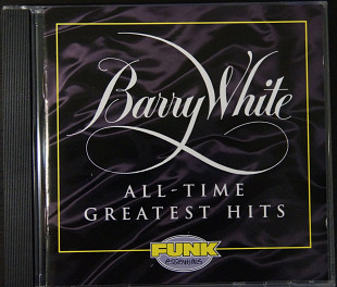 Barry White ‎– All-Time Greatest Hits