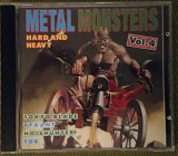 Сборник METAL MONSTERS vol.4